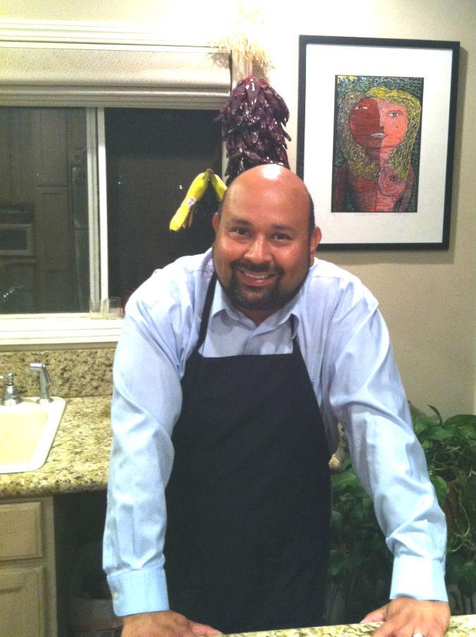 Chef Stephen Chavez