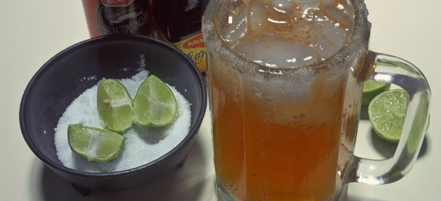 This Summer Gussy Up Your Beer Michelada Style