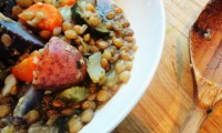 Lent Friendly Hearty Lentil Stew Recipe