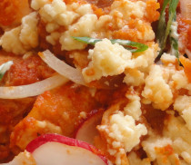 Red Chilaquiles Featured Image