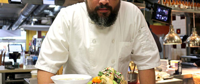 Sabores Yucatecos: Q&A With Authors Chef Gilberto Cetina of Chichen Itza Restaurant and Kathy Diaz