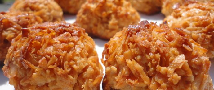 Dulce de Leche Cocada Recipe (Coconut Macaroons)