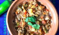 HOW TO MAKE BEEF PICADILLO
