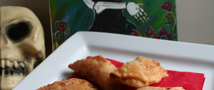 Chicken and Apple Empanadas