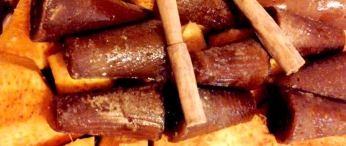 Calabaza en Tacha — A Candied Pumpkin Treat