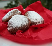 Mexican Chocolate Bunelos
