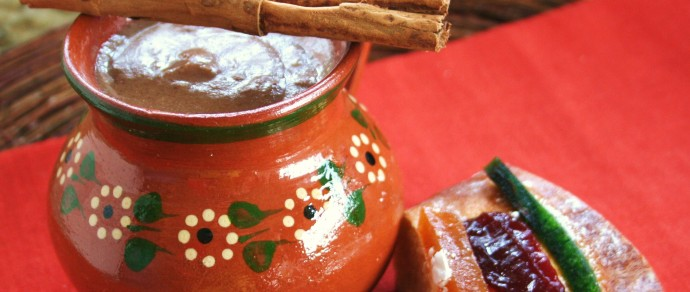 Hot and Thick Champurrado Warms the Soul During the Holidays