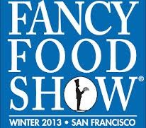 Fancy food show badge