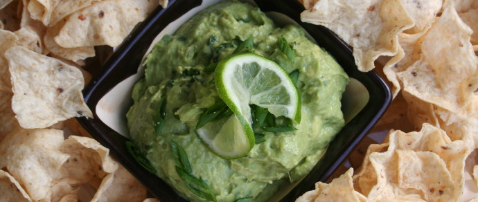What's A Super Bowl Party Without Guacamole? Try This Fool-Proof Avocado Dip Recipe