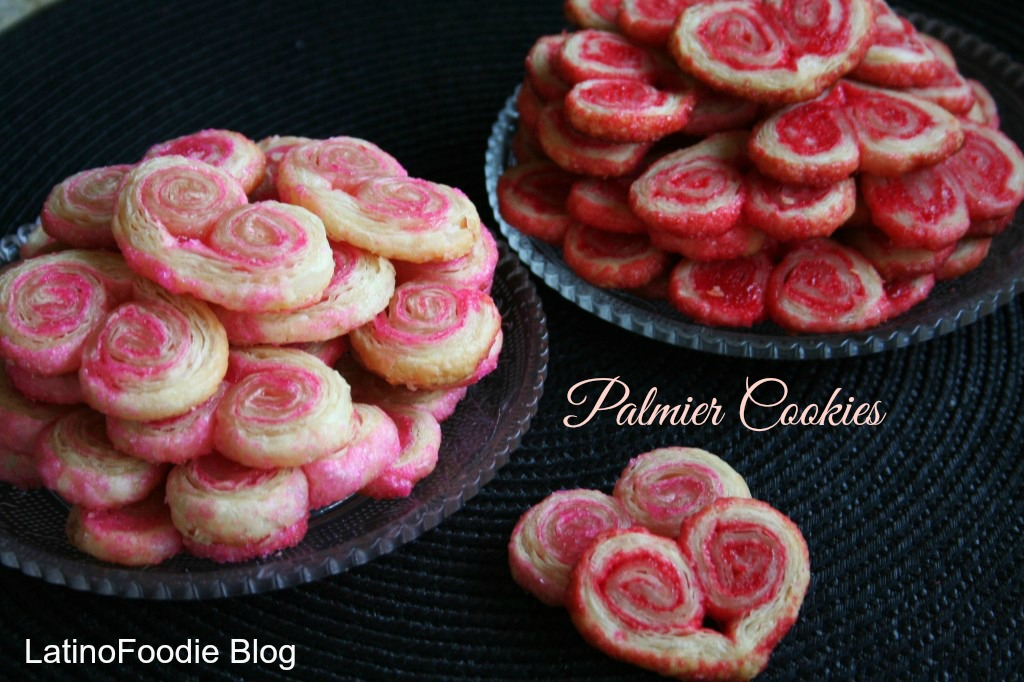 Valentine's Day Cookies: Orejas or Palmiers - LatinoFoodie.com