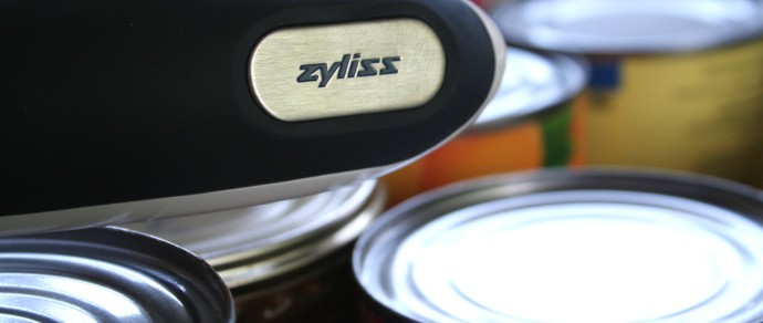 Product Review: Zyliss Safety Can Opener