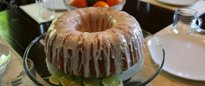 Not Your Traditional Pan de Elote, This Sweet Corn Bundt Cake Delights