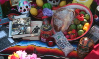 Dia de los Muertos Photo Recap from Hollywood Forever Cemetery Event