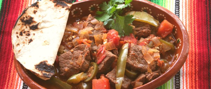 Quick and Easy Steak Picado — A Favorite Comfort Food