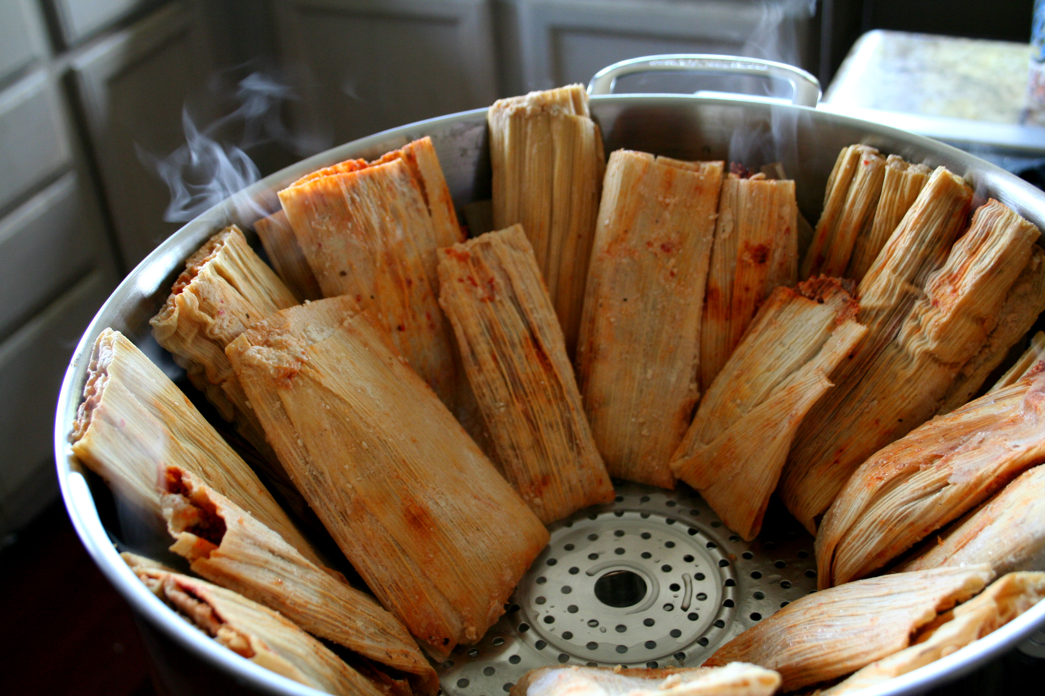 7640 Steaming Hot Tamales for Princess House