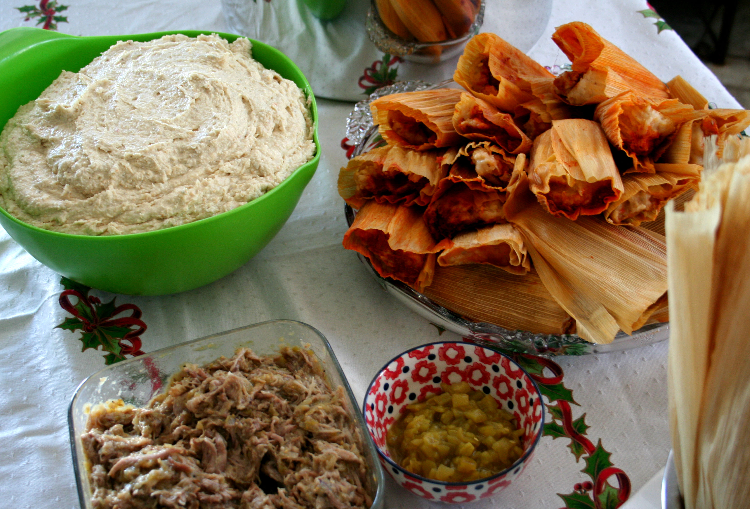 Tamale Components
