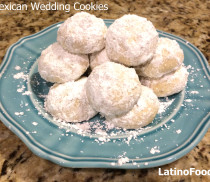 Mexican Wedding Cookies YUM