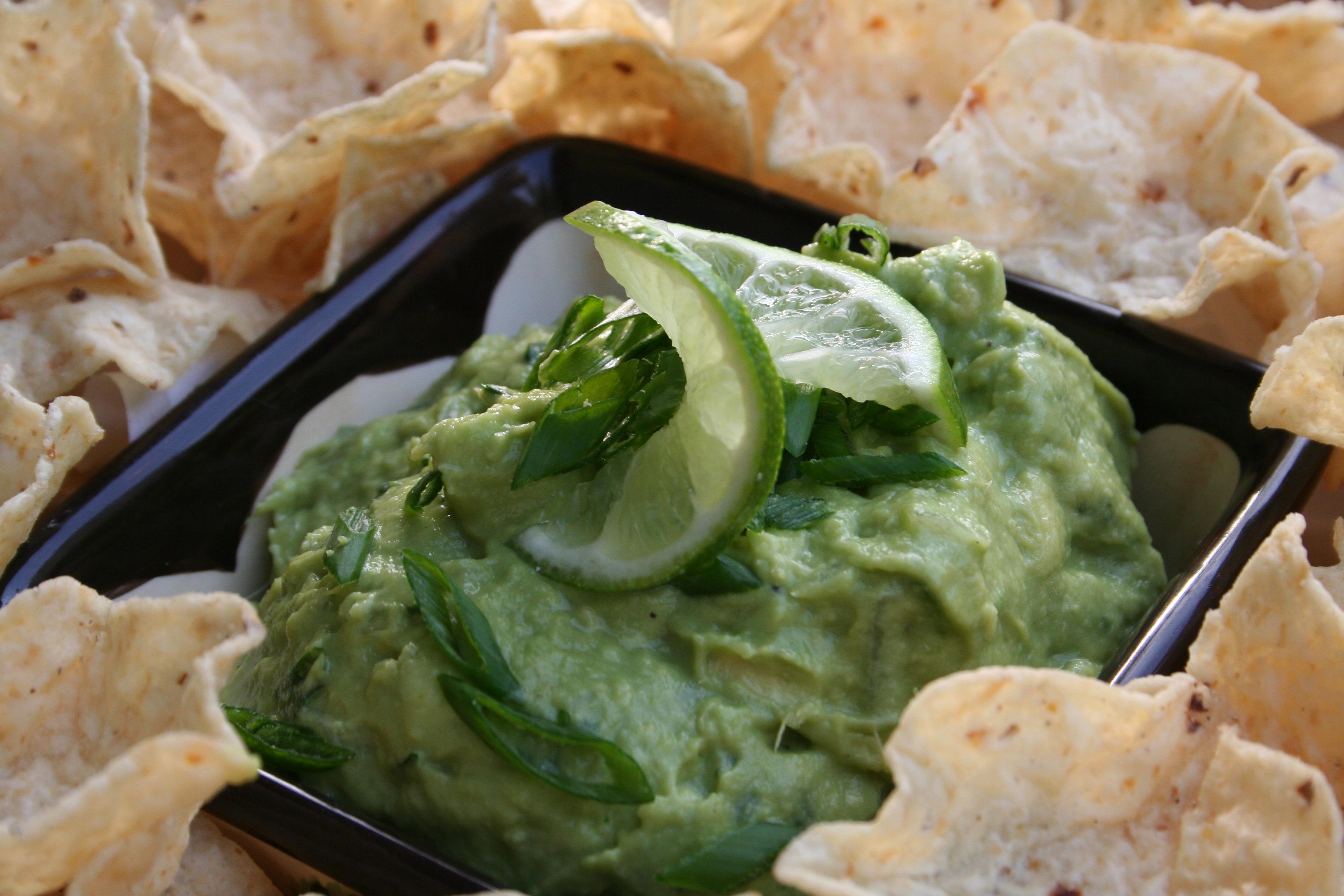 Guacamole-close-up