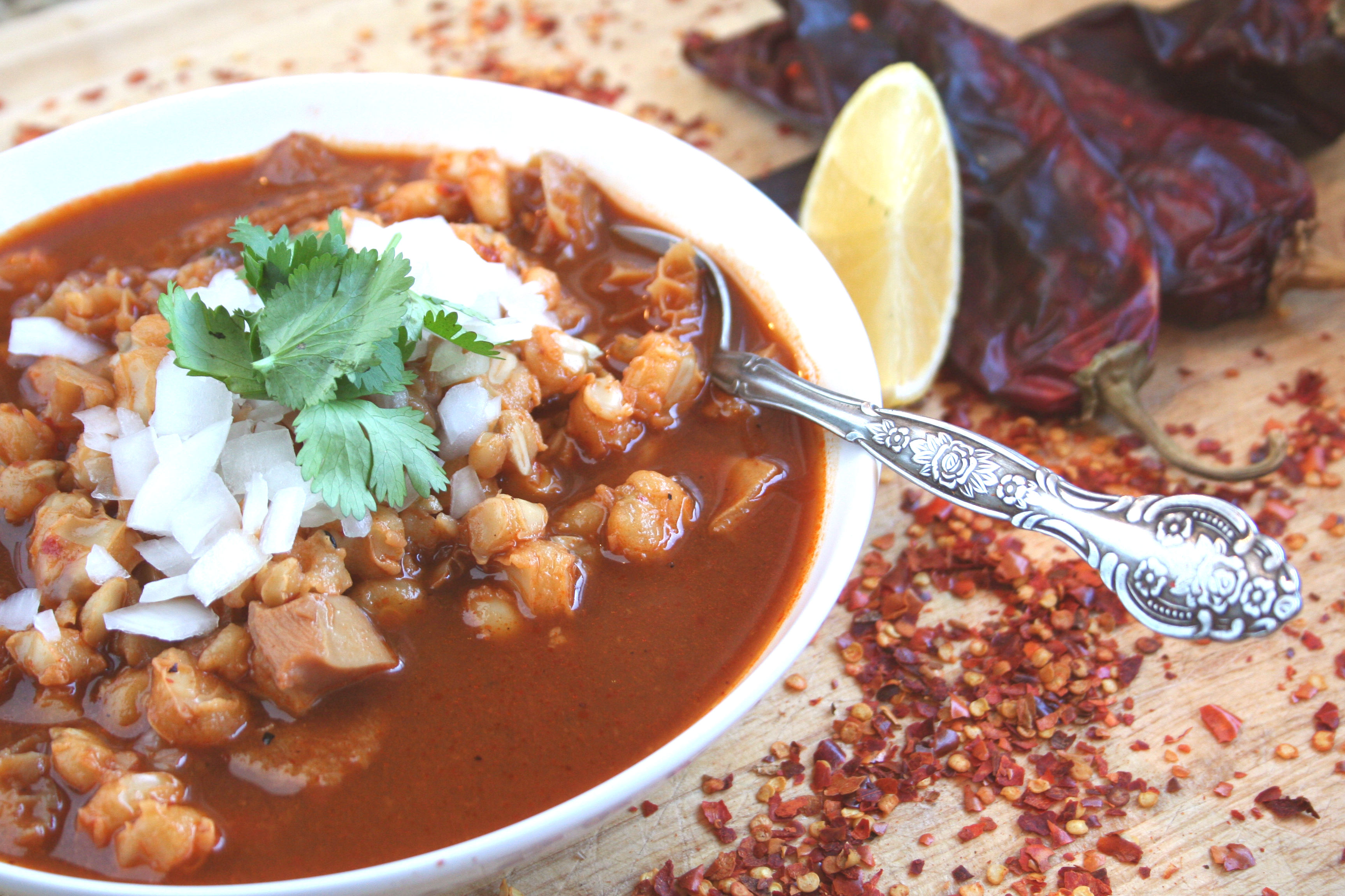 MENUDO ROJO - From Peasant Food to a Mexican Classic ...
