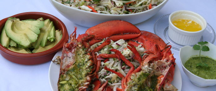 Jicama and Cabbage Slaw — A Perfect Side Dish for Seafood