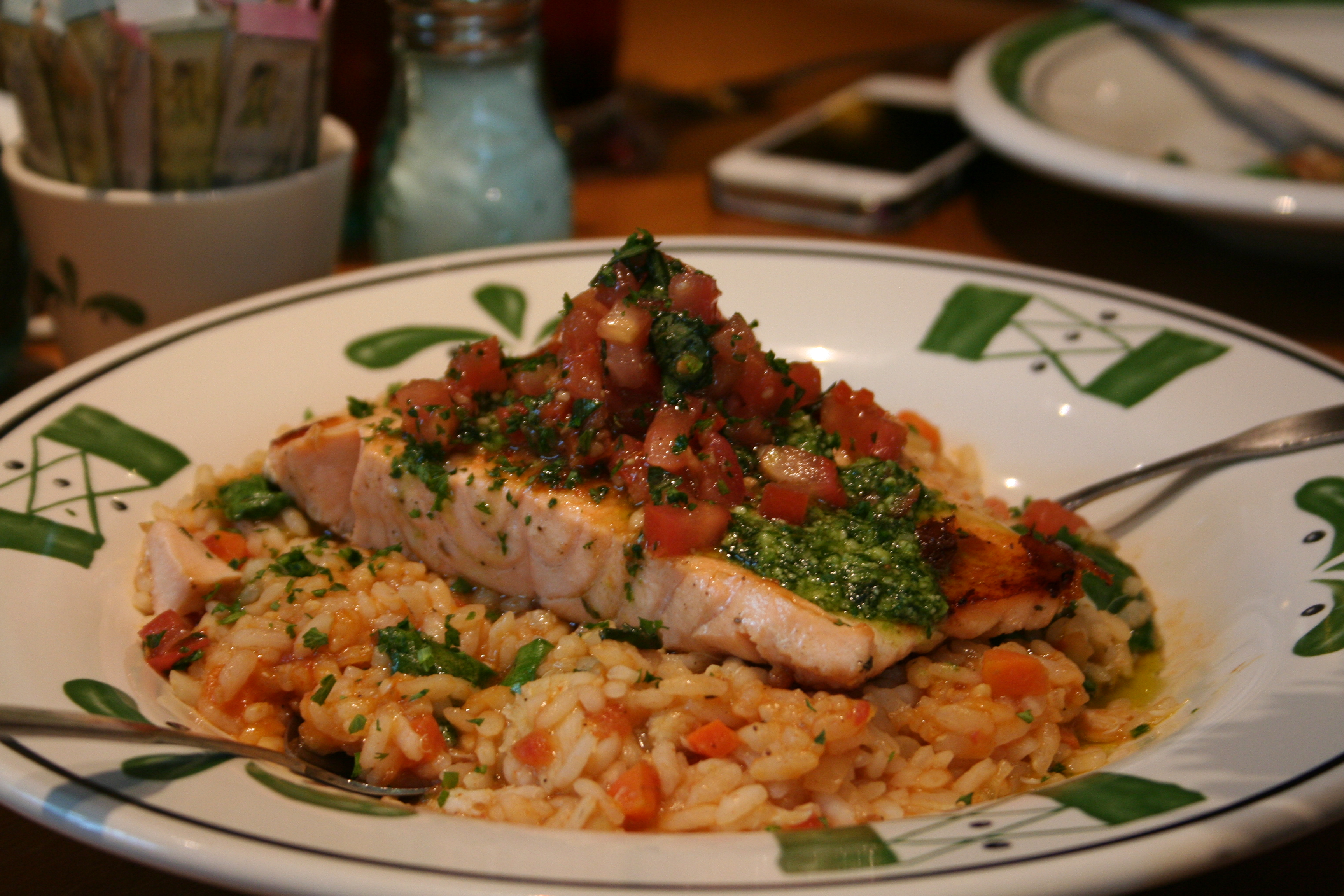 Olive Garden Announces New Lighter Fare Menu - Latinofoodie Blog