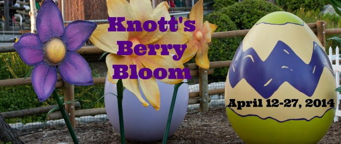2nd Annual Knott's Berry Bloom; A Perfect Local Outing for a Foodie Family