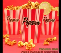 Tequila Lime Popcorn
