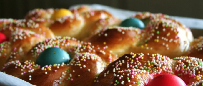 Braided Easter Bread, A Festive Addition to Holiday Menu