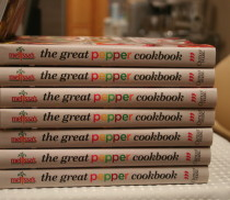The Great Pepper Cookbook by Melissa's Produce
