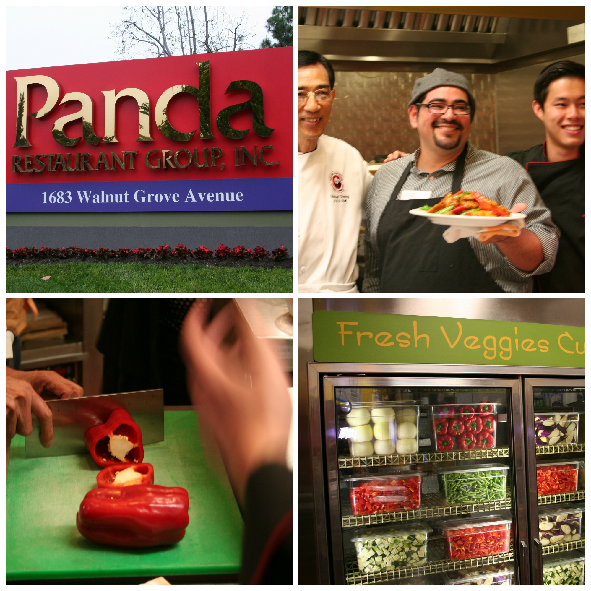 Panda Express #pescadosichuan