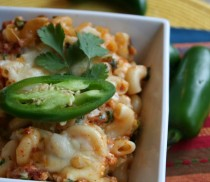 Fiesta Mac n Cheese