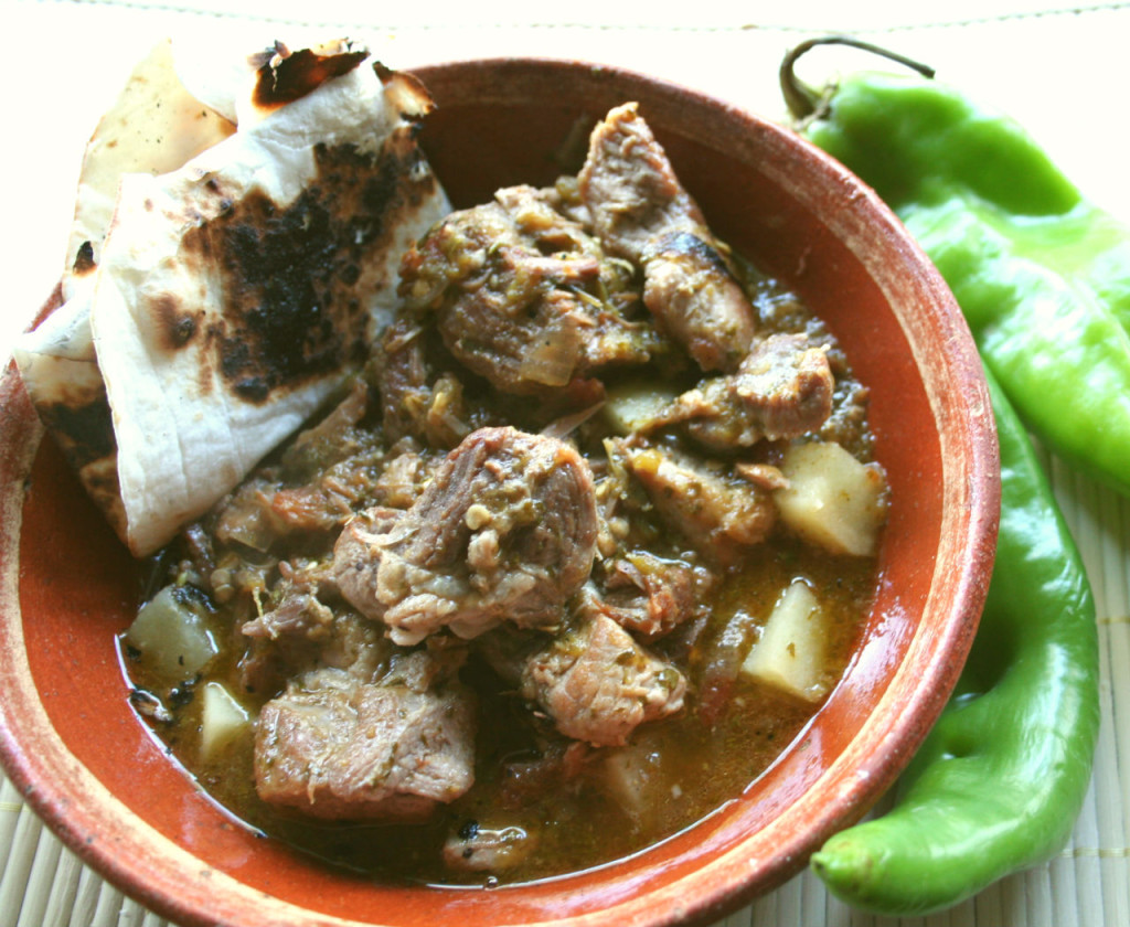 Hatch Chile Verde with Pork