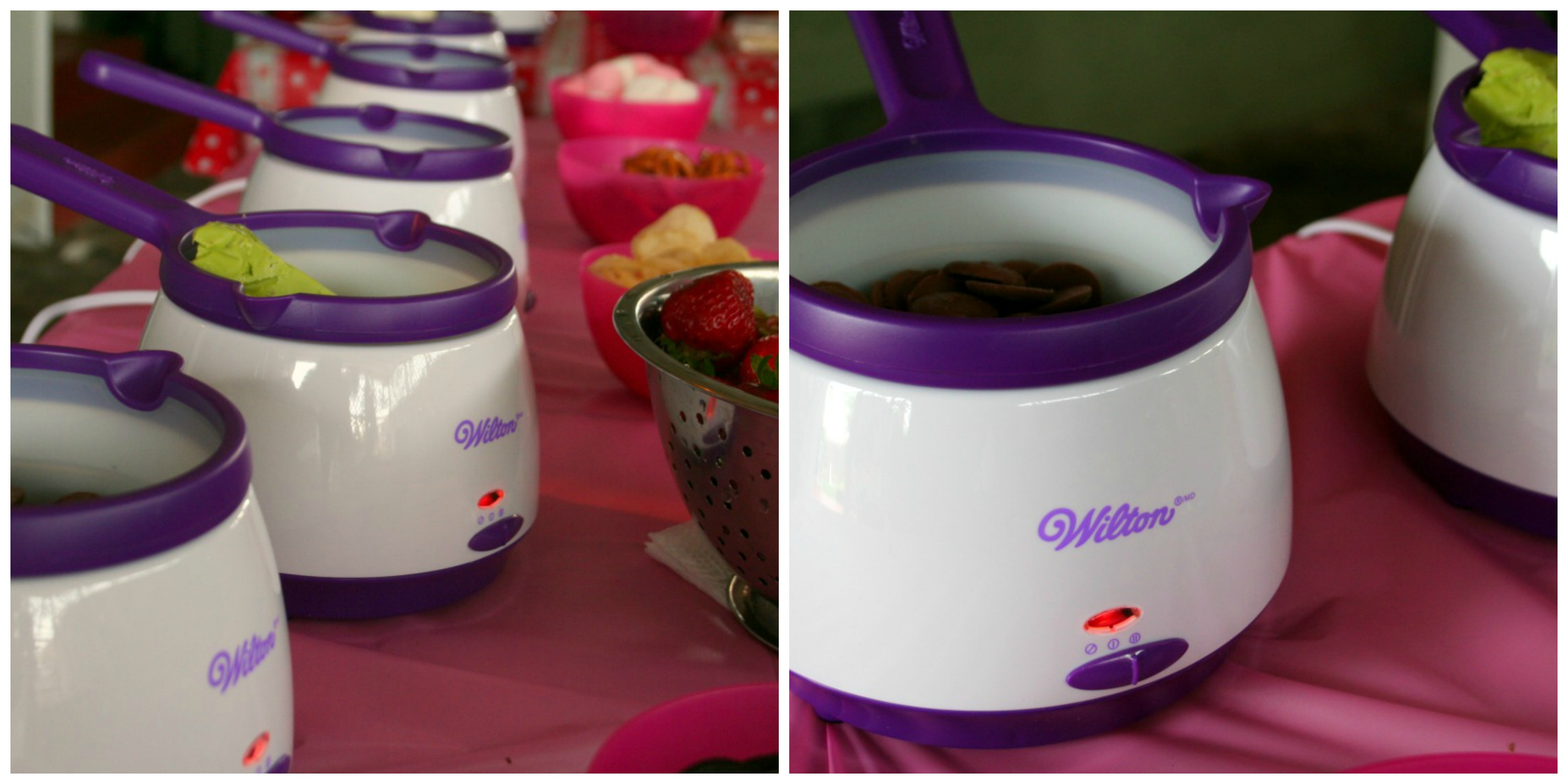 Wilton Dip & Drizzle Candy Melt Party