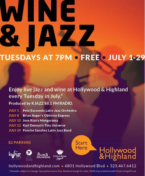 Wine & Jazz Concert Series