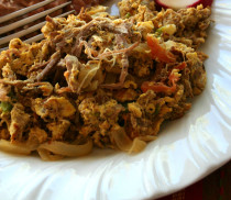 Machaca con Huevos featured image