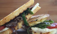 POBLANO GRILLED CHEESE, PLEASE!