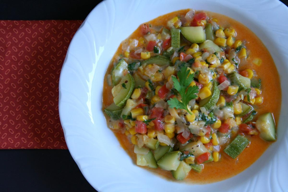 CALABACITAS: CHEESY COMFORT FOOD - Latino Foodie