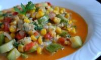 CALABACITAS: CHEESY COMFORT FOOD