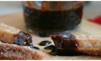 Thinking of My Mama… Chocolate Churros con Cafecito