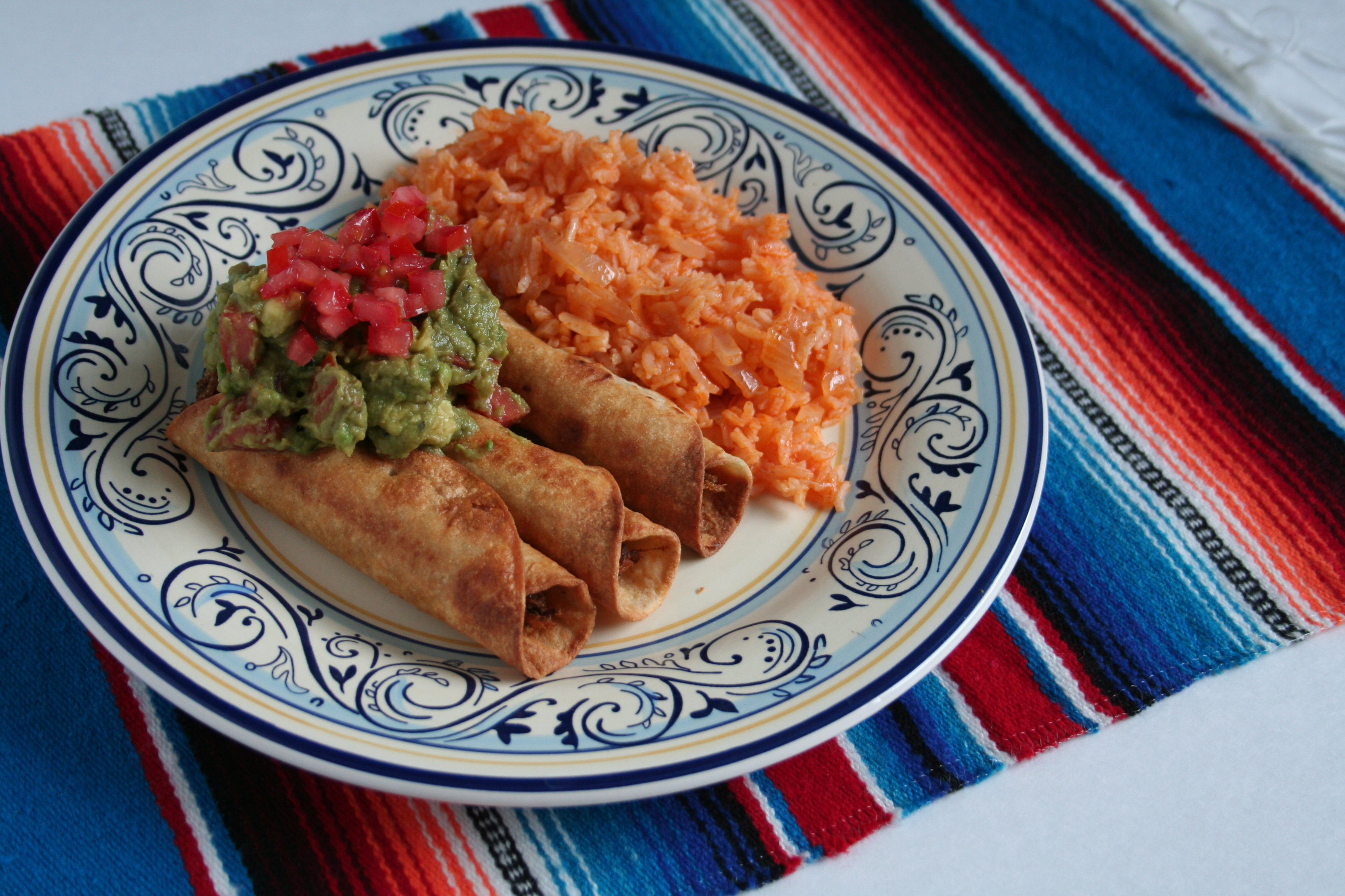 Del Real Foods Taquitos