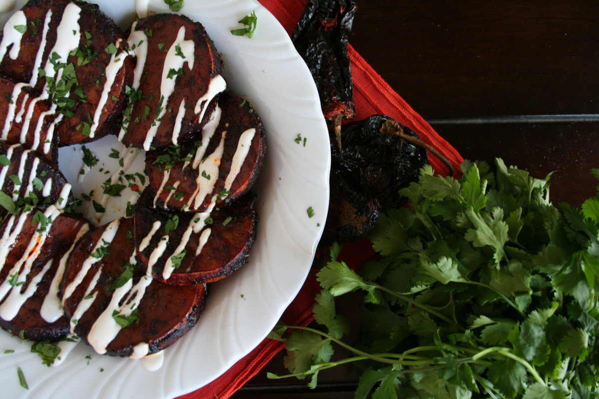 Ancho Chile Roasted Klondike Rose®