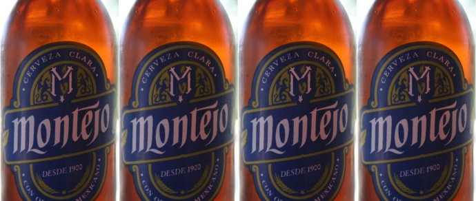 FROM MERIDA, MEXICO MONTEJO BEER COMES TO THE STATES WITH GREAT FANFARE