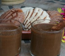 Pumpkin Spiced Champurrado with Ambiance Coffee