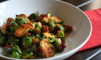 Brussels Sprouts with Mexican Chorizo