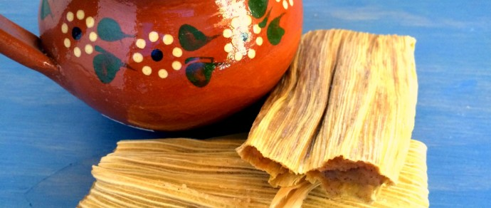 Sweet Pumpkin Tamal Recipe
