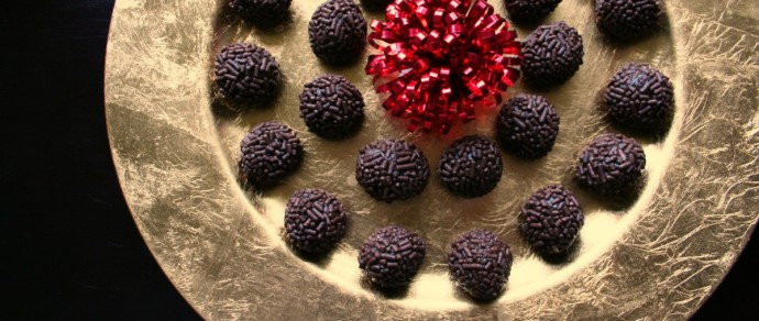 Brigaderios: Brazilian Chocolate Truffles for Christmas