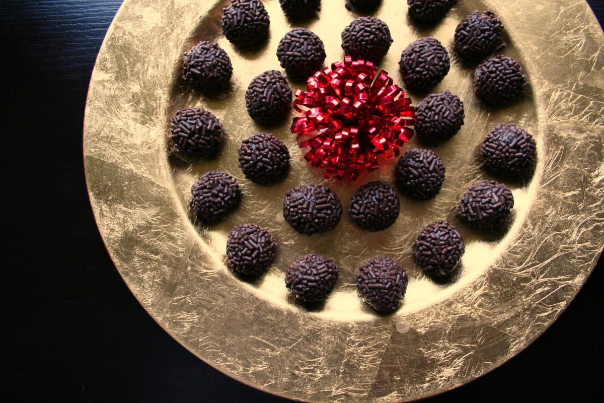 Brigaderios: Brazilian Chocolate Truffles