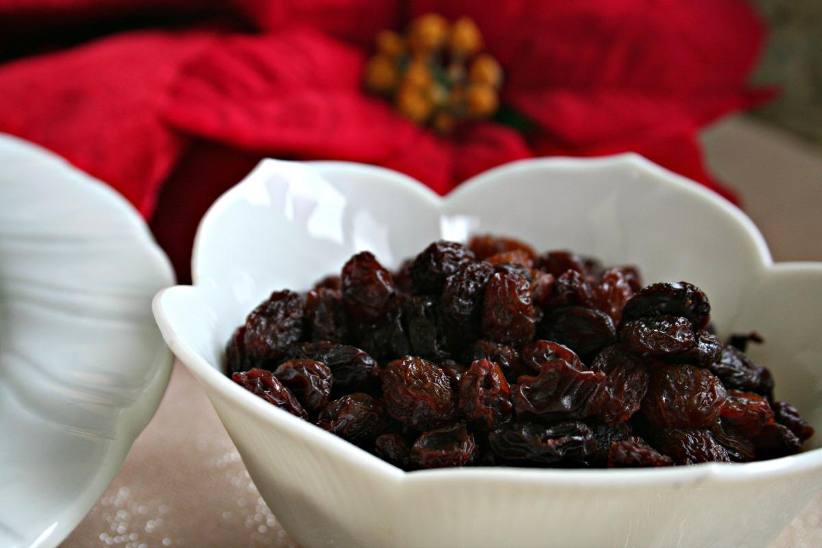 Picadillo with Raisins