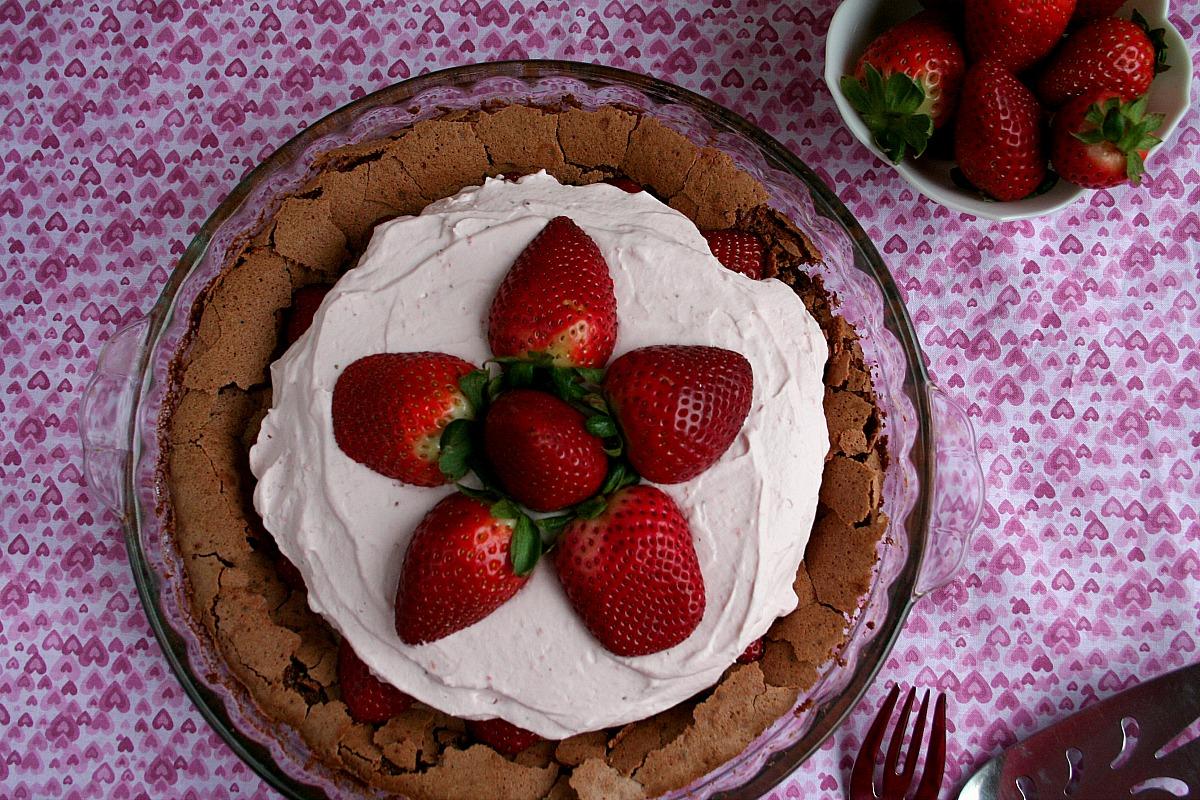 Flourless Chocolate Cake 10