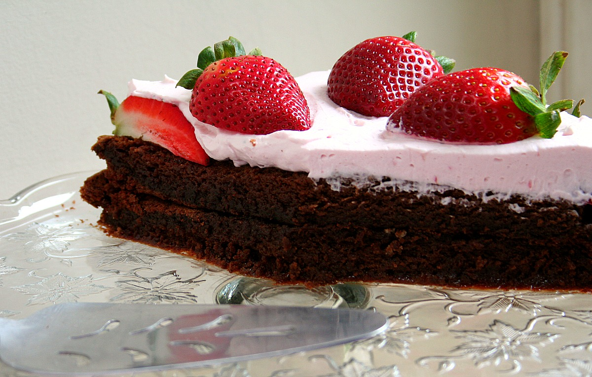 Flourless Chocolate Cake 5